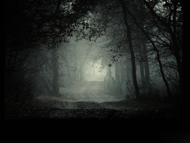 черный туман