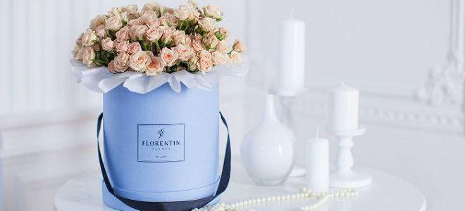 цветы в коробке бизнес идея