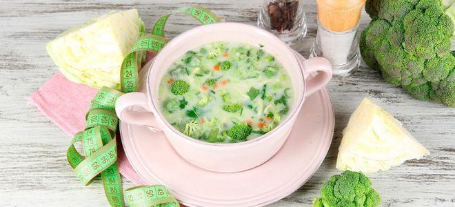 диета майо жиросжигающий суп