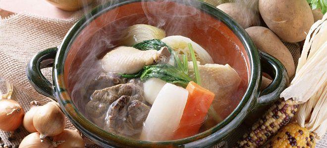 Супы при жировом гепатозе