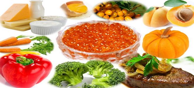 Витамин А: где содержится, для чего полезен и применение для суставов