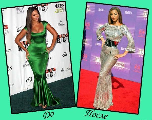 Голливудская диета меню и выход из диеты, фото до и после.