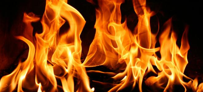 К чему снится пожар чужого дома