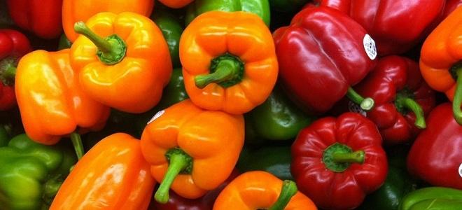какие витамины в болгарском перце сладком