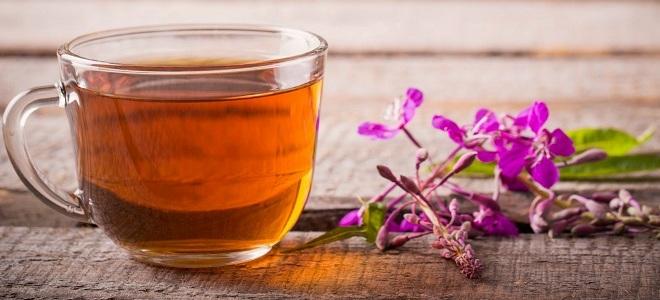 Капорный чай