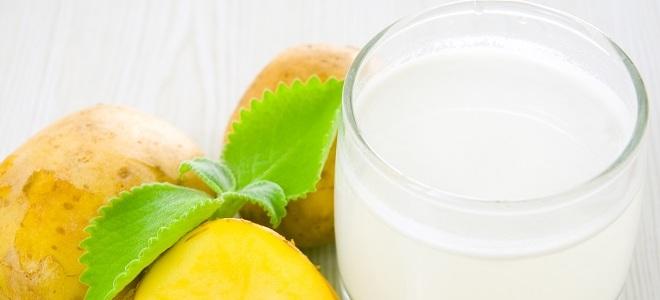 картофельный сок при панкреатите и холецистите