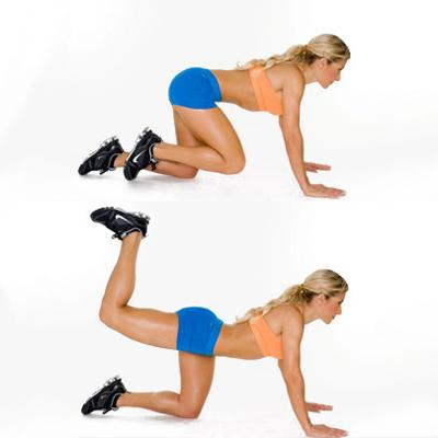 лучшие упражнения для ягодиц2