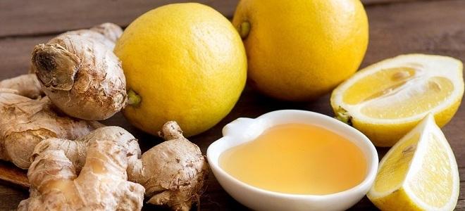 Мед, лимон и имбирь - польза и вред