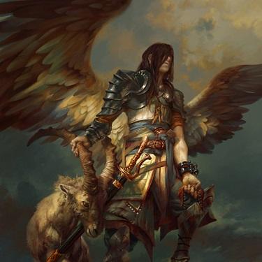 фото ангела падшего