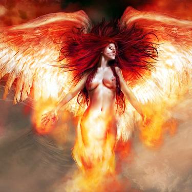 Падшие ангелы Кто они такие Страшные истории