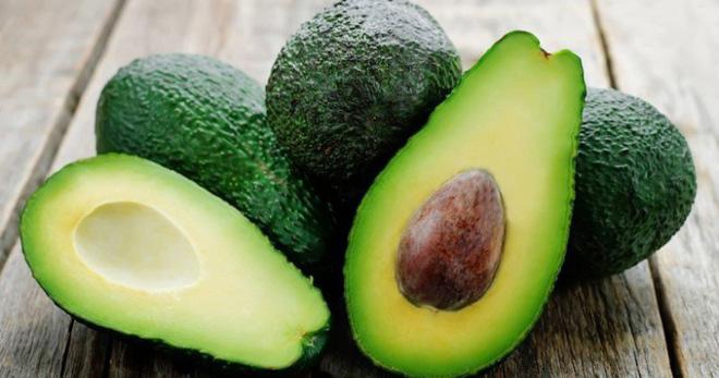 польза авокад