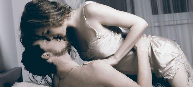 Прелюдия перед сексом для женщины