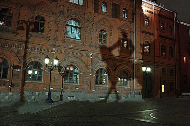 призраки кремля