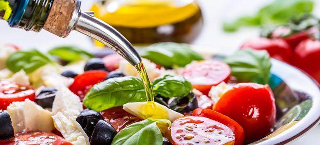 средиземноморская диета плюсы и минусы