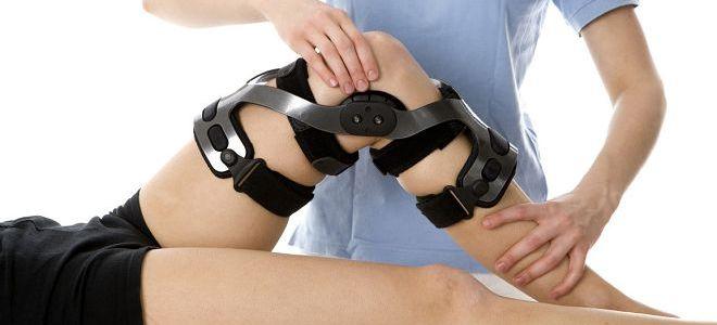 травмы колена симптомы