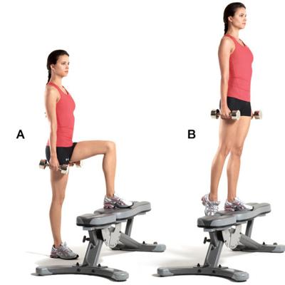 упражнения для мышц ног1