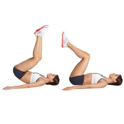 упражнения для низа живота1