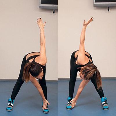 упражнения для низа живота5