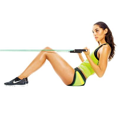 упражнения с эспандером для женщин3