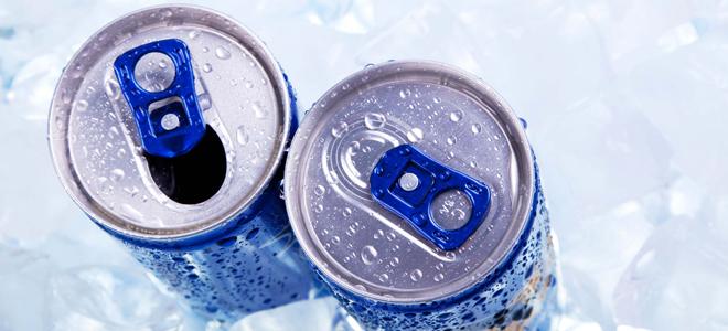 виды энергетических напитков