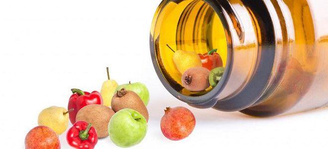 Витамины для похудения2