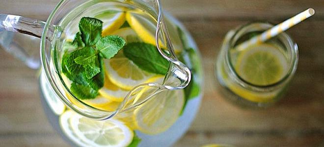 Как сделать воду для похудения сасси 141