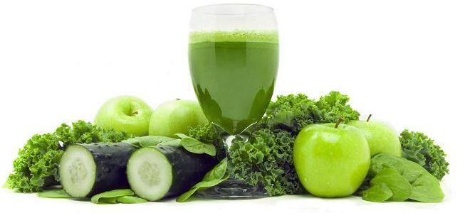 зелень для похудения