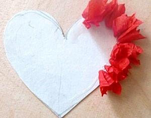 Сердечки из бумаги своими руками с фото 281