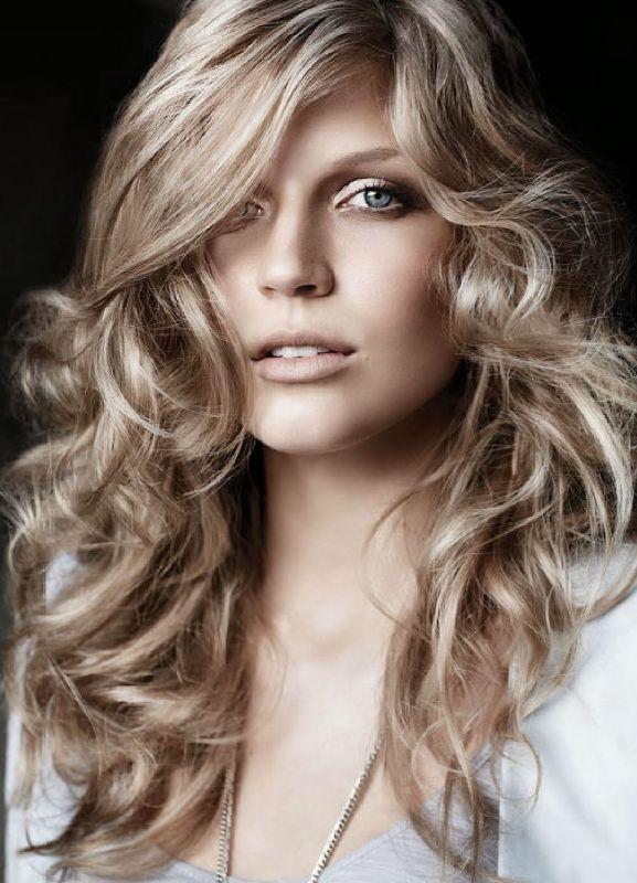 Идеи покраски волос для русых фото