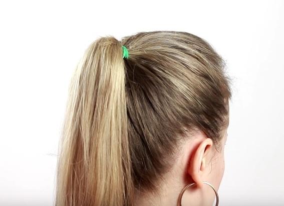 прически для тонких редких волос своими руками 1