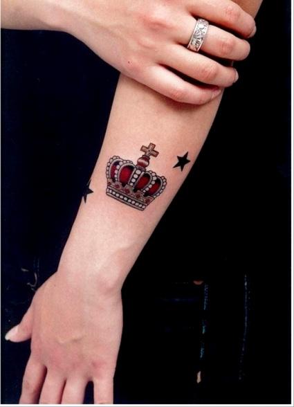 картинки тату на рукё