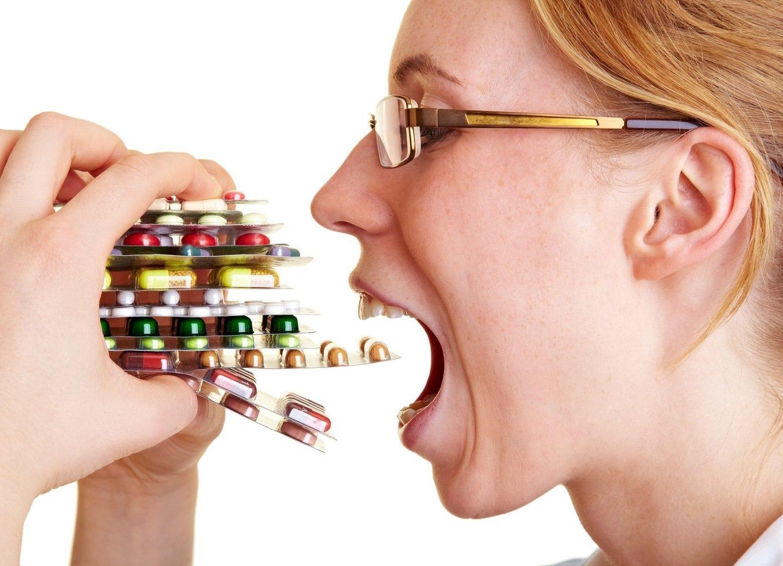 Прием антибиотиков от вирусных инфекций может принести больше вреда чем пользы ЦКЗ