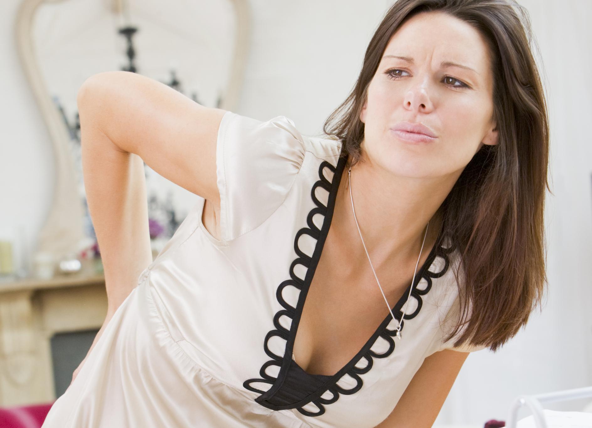Ушиб копчика – лечение в домашних условиях