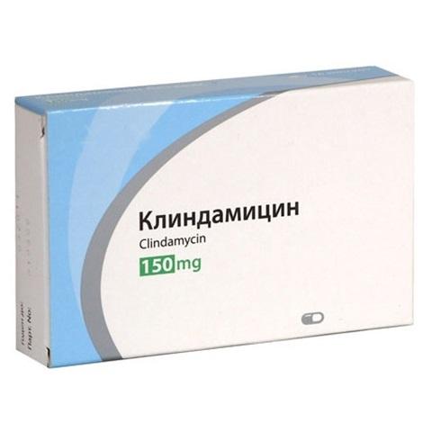 клиндамицин – антибиотик при уретрите
