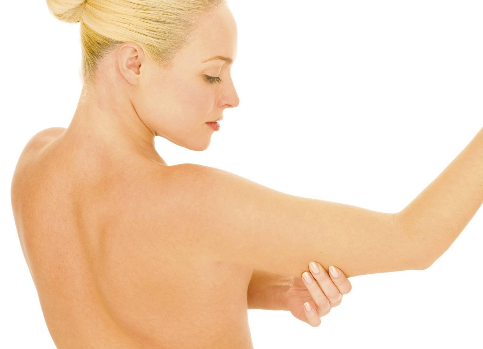 Гусиная кожа на ногах: причина появления. Как избавиться от гусиной кожи