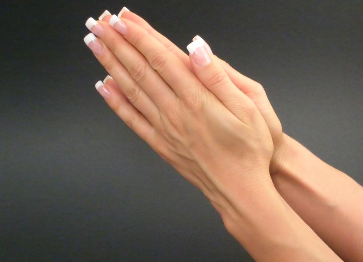 женские пальцы фото поехать