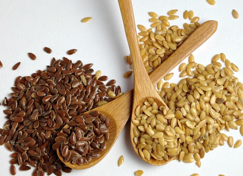 как полезнее принимать семя льна
