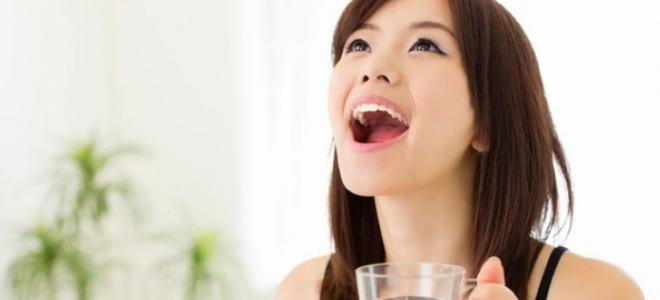 Сколько раз можно полоскать горло при ангине в день