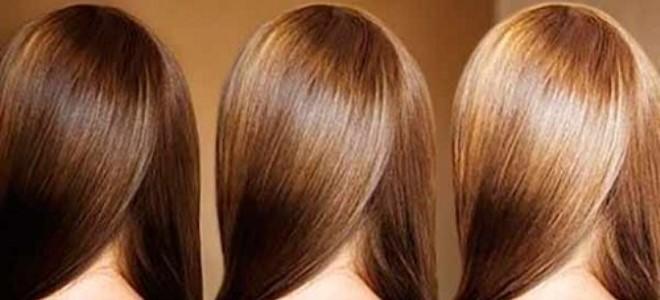 осветлить волосы корицей и медом