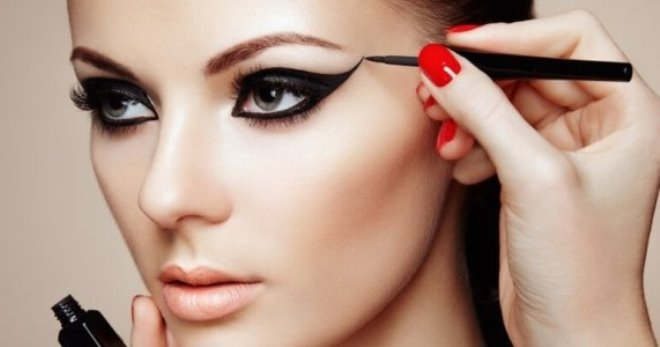 Eyeliner - all types of liners and methods of their application