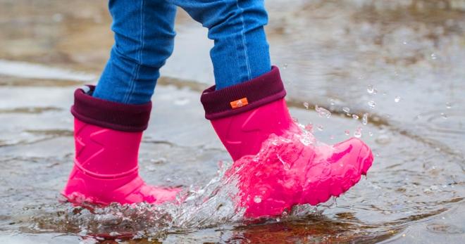 fea860bd6 Детские резиновые сапоги для мальчиков, для девочек – утепленные ...