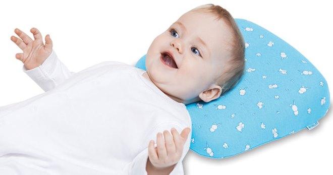 Детская ортопедическая подушка полезна или нет