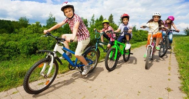 Как выбрать велосипед для ребенка – важные детали