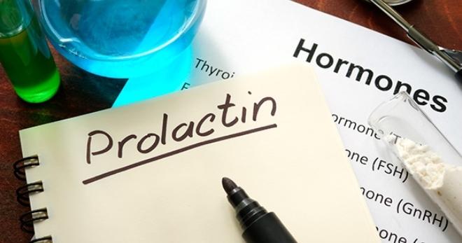 Показатели гормона пролактина по возрасту таблица