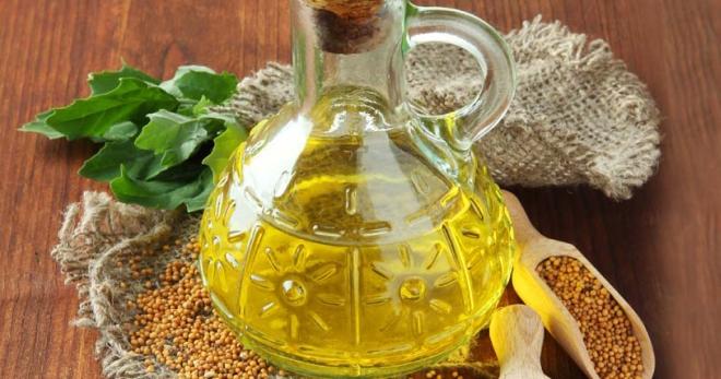 Горчичное масло для волос – достойная замена лечебной косметике