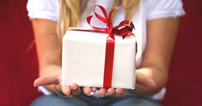 Подарок что бы удивить