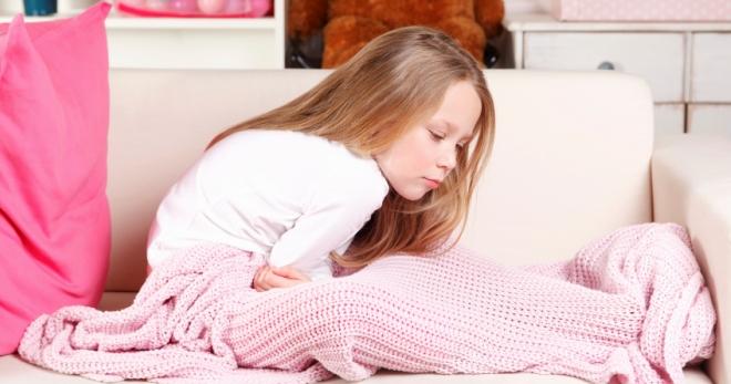 Признаки дизентерии у детей