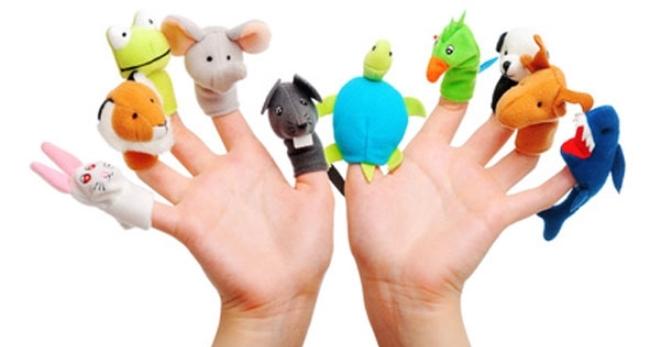 Игры на развитие моторики рук