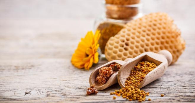 Цветочная пыльца при лечении раком