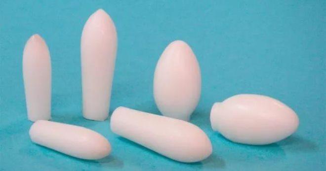 Сисок вагинальных свечей